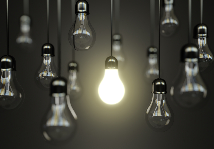 Shiny New Ideas…