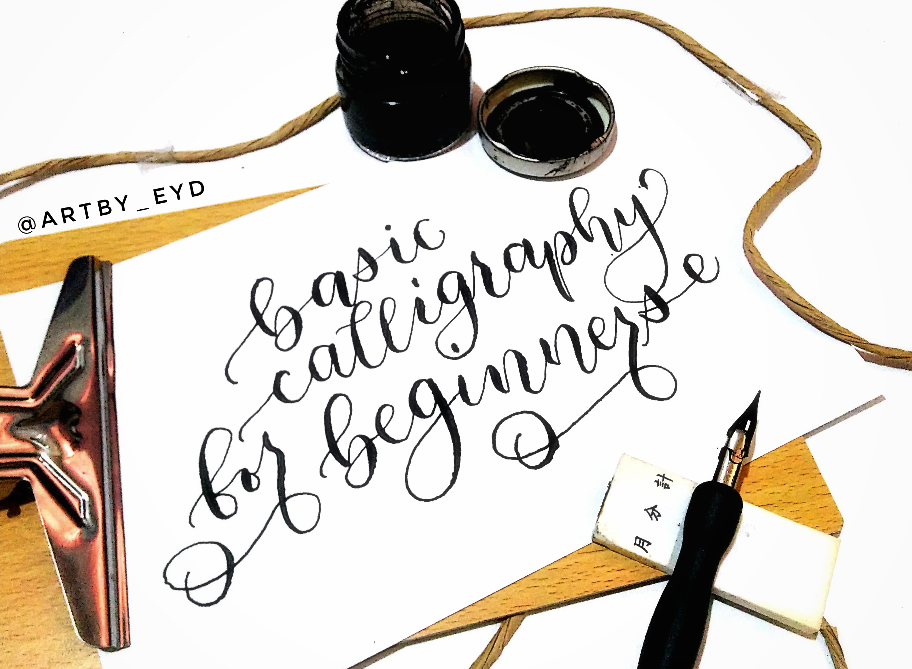 Calligraphy For Beginners Online Basic Calligraphy For Beginners Basic Calligraphy For Beginners