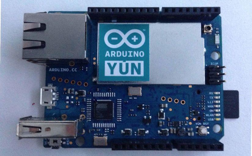 Arduino Yùn