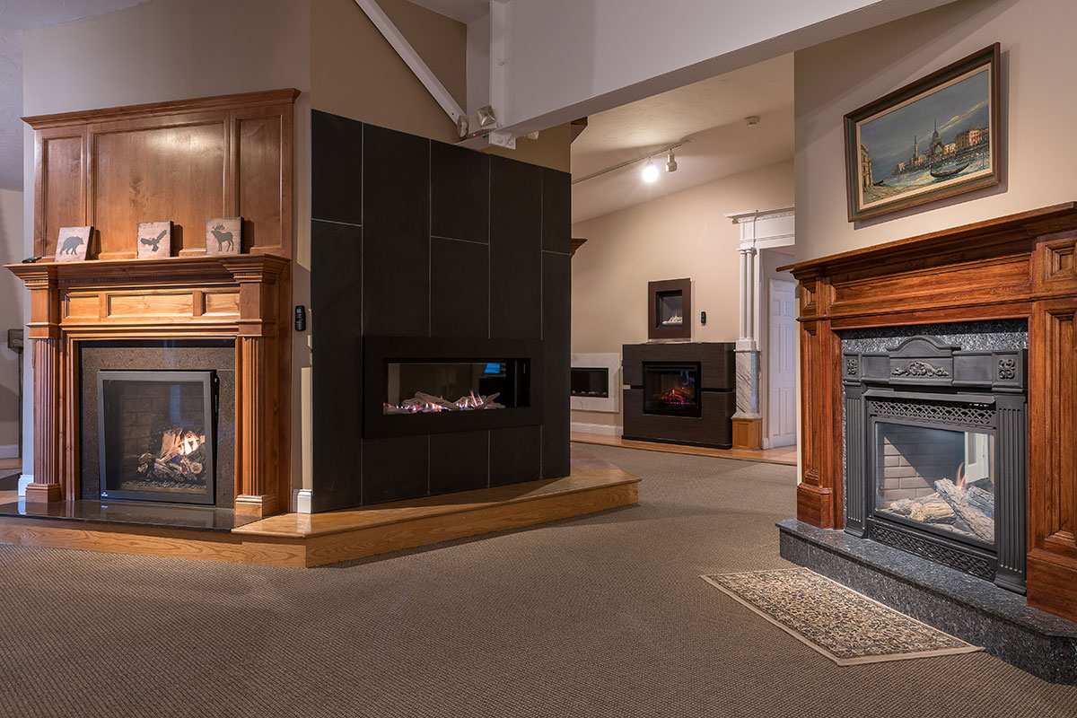 How To Operate A Fireplace Best Gas Electric Wood Fireplaces In Ma Anderson Fireplace