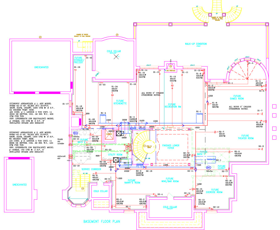 Hvac Design And Drawing Wiring Diagrams
