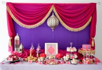 A Stunning Moroccan Birthday Party - Anders Ruff Custom ...