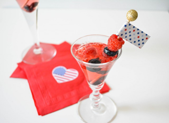 Ruff Draft 4th Of July Cocktail For Adults Kids
