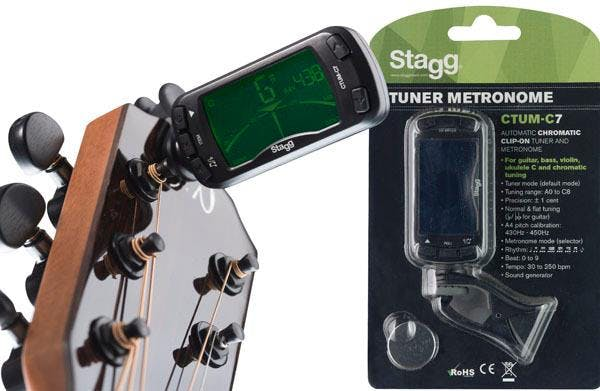 The Ultimate Guide to Guitar Tuners