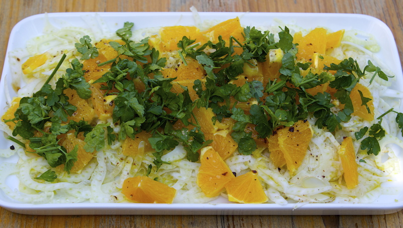 Fennel and Orange Salad: The Perfect Side Dish