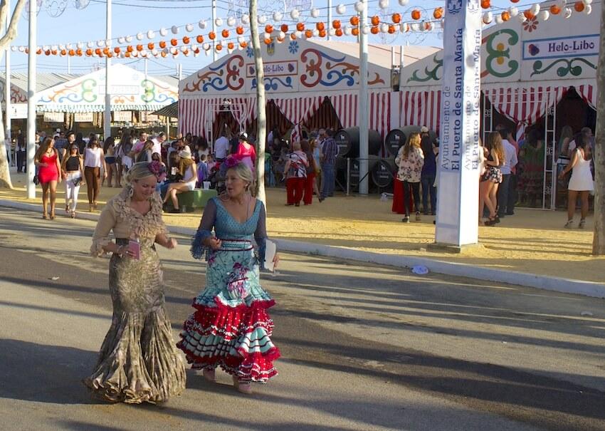 Spanish Feria Dresses