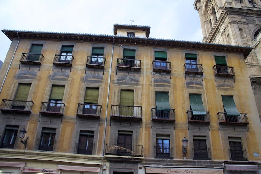 Architecture in Granada, Spain 2