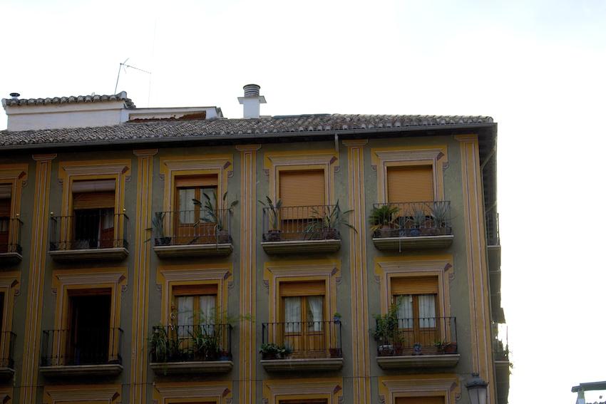 Architecture in Granada, Spain 3