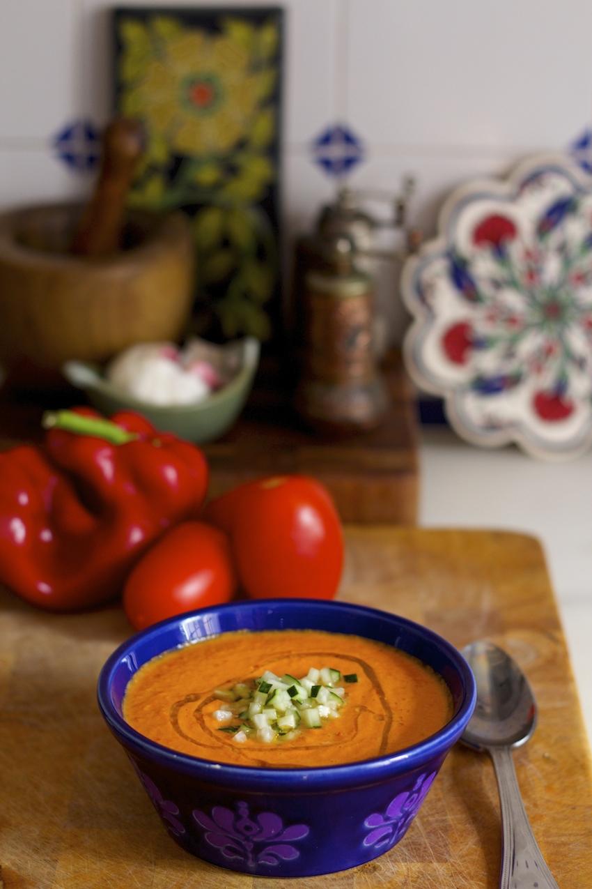Gluten-free Gazpacho