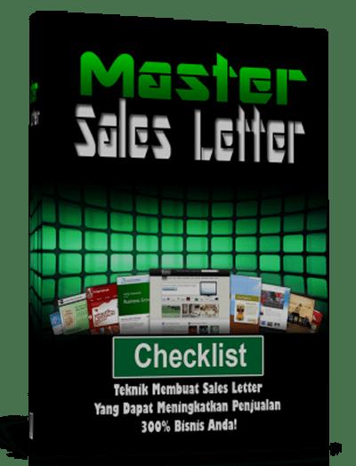 checklist-mediumt master sales letters