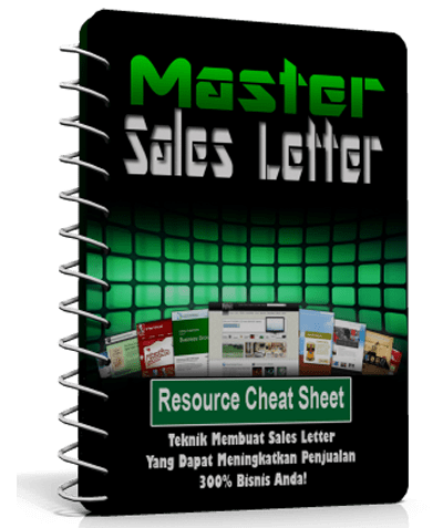 resource master sales letters