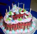 Macam Macam Kreasi Kue Ulang Tahun
