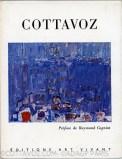 Cottavoz 1961-Avant propos Raymond Cogniat- texte Jacques Zeitoun- galerie Art Vivant