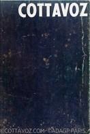 Cottavoz 1963 galerie Nichido