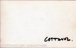 Cottavoz 1996-50 ans de peinture galeries Malaval et St Vincent