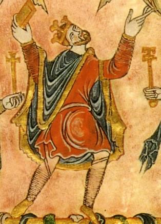 King Edgar New Minster Charter