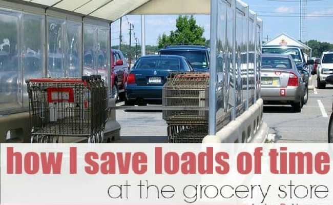 How I Save Loads Of Time In The Grocery Store Andrea Dekker
