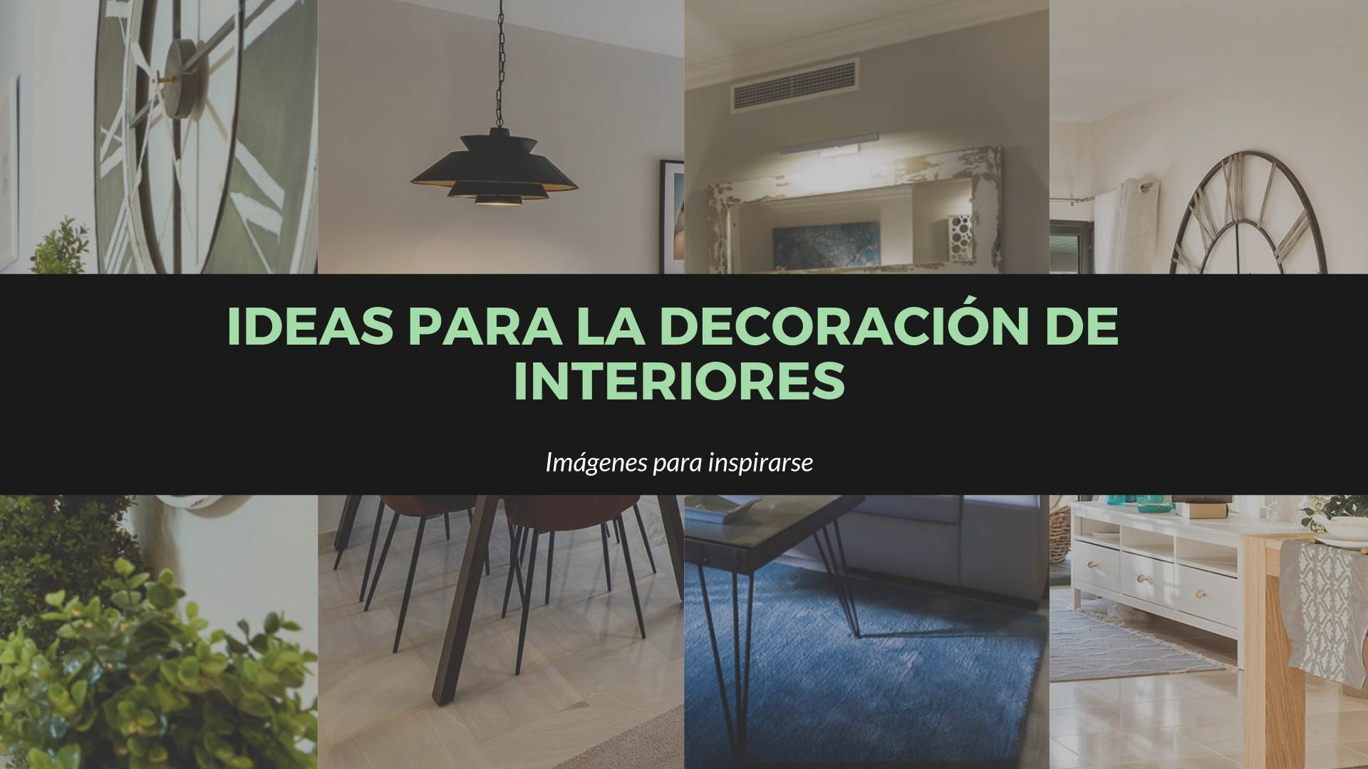 Ideas En Decoracion De Interiores Decoración De Interiores Obtén Ideas Con Estas Imágenes