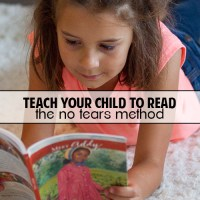 Tips for teaching your child to read