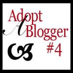 Dine & Dish - Adopt a Blogger #4 logo