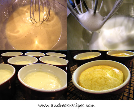 Bostini Cream Pie, cake collage