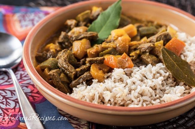 Cape Malay Curry - Andrea Meyers