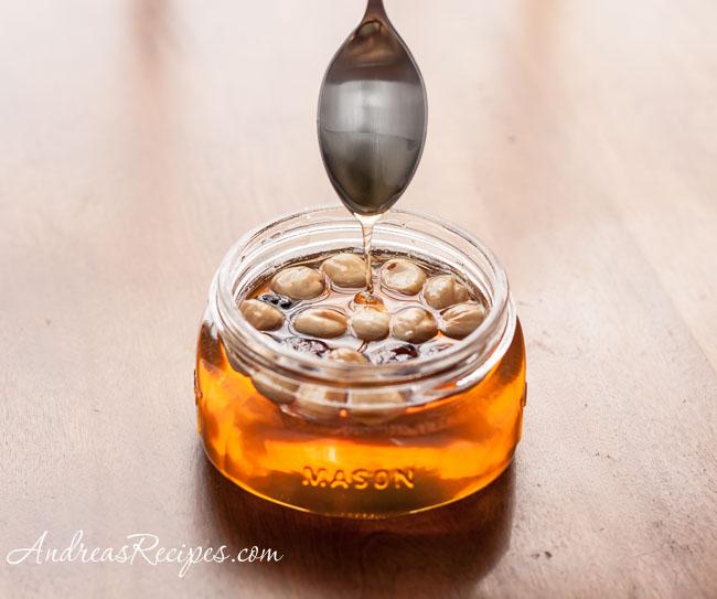 Andrea Meyers - Honey with White Truffles