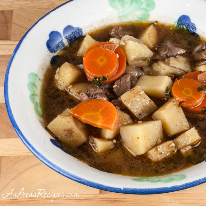 Irish Beef Stew - Andrea Meyers