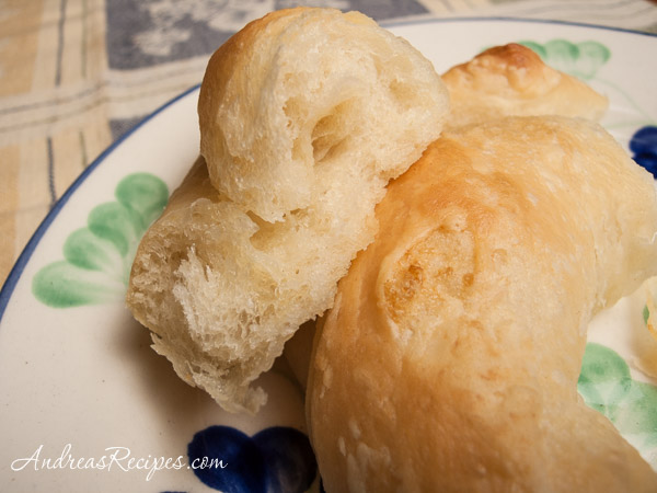 Local Breads, criossants - Andrea Meyers