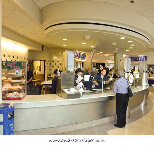 Andrea Meyers - Penn State Berkey Creamery, Counter
