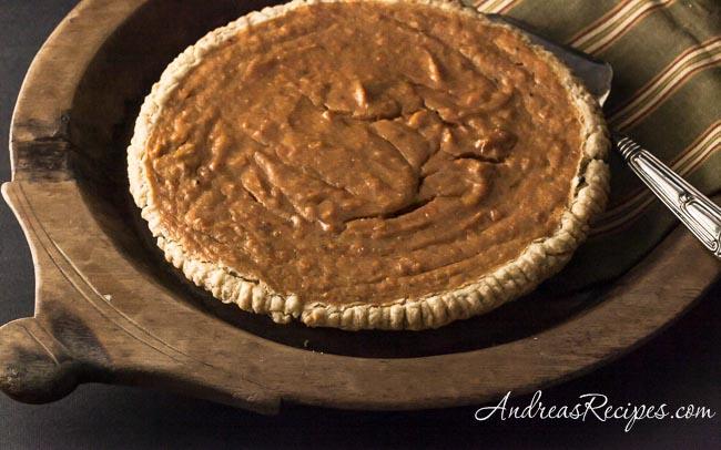 Andrea Meyers - Sweet Potato Pie