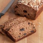 Andrea's Recipes - Apple Cinnamon Oatmeal Bread