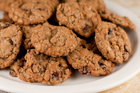 Andrea's Recipes - Whole Wheat Oatmeal Cranberry Cookies