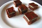Andrea's Recipes - Creme de Menthe Bars