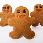 Andrea Meyers - Gingerbread Men Cookies