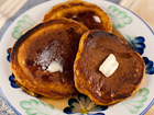 Andrea's Recipes - Pumpkin Pancakes