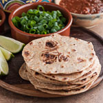 Andrea Meyers - Whole Wheat Tortillas