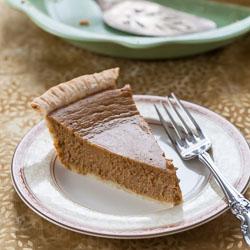 Pumpkin Pie Recipe - Andrea Meyers