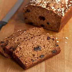 Apple Cinnamon Oatmeal Bread Recipe - Andrea Meyers