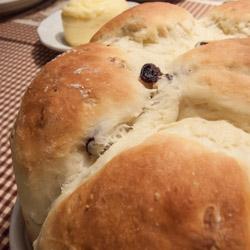 Irish Freckle Bread Recipe - Andrea Meyers