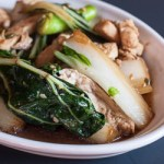 Chicken Bok Choy - Andrea Meyers