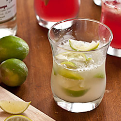 Andrea Meyers - Caipirinha Cocktail