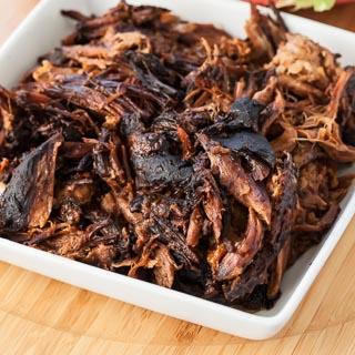 Slow Cooker Char Siu Pork Roast - Andrea Meyers