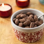 Cocoa Dusted Almonds - Andrea Meyer