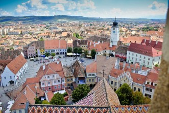 view of Sibiu