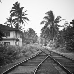 <b>railroad tracks in Sri Lanka</b>