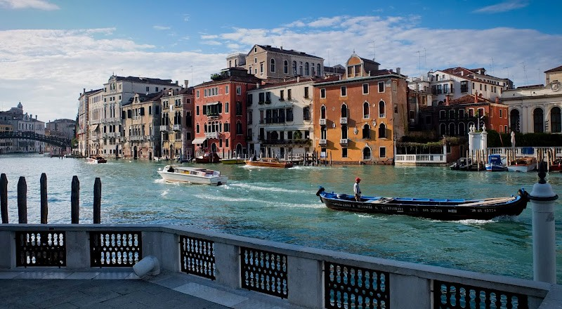 evening photography in Venice