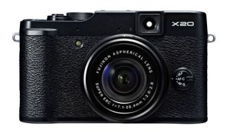 Fuji X20 and the competitors