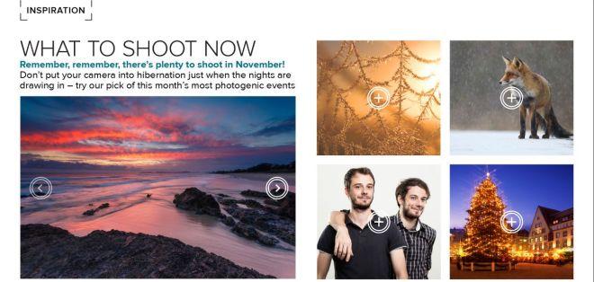 Fuji X magazine - inspiration article: what to shoot in November http://en.fujifilmxmagazine.eu/