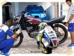 Modifikasi Motor Honda 80 Modifikasi Sepeda Motor